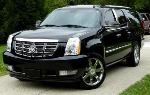 2007 Cadillac Escalade ESV na prodej