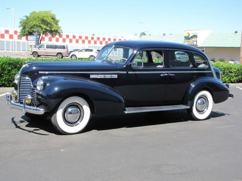 1940 Buick Limited Model 81 na prodej