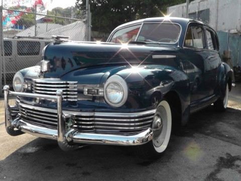 1948 Nash Ambassador na prodej