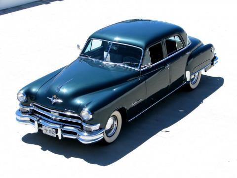 1952 Chrysler Imperial na prodej