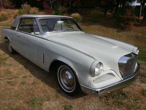 1962 Studebaker Gran Turismo Hawk na prodej