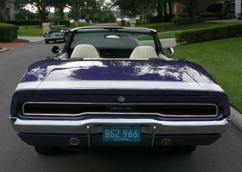 1970 Dodge Charger Convertible