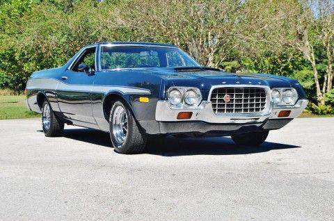1972 Ford Ranchero GT na prodej