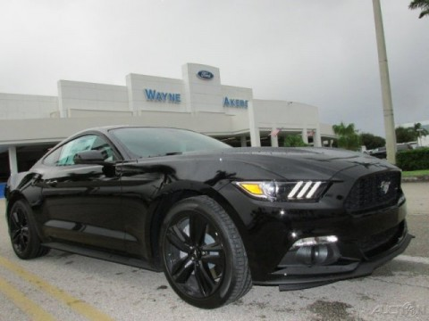 2015 Ford Mustang na prodej