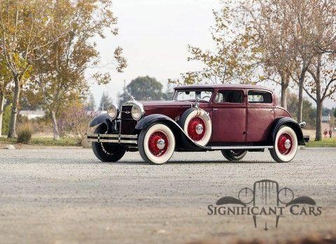 1929 Stutz Model M Monte Carlo na prodej