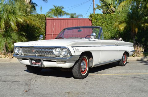 1962 Oldsmobile Cutlass F-85 Deluxe Convertible na prodej