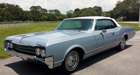 1965 Oldsmobile Eighty-Eight Convertible na prodej