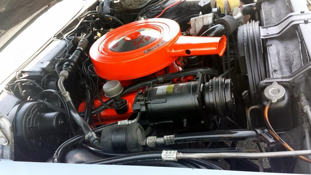 1965 Oldsmobile Eighty-Eight Convertible