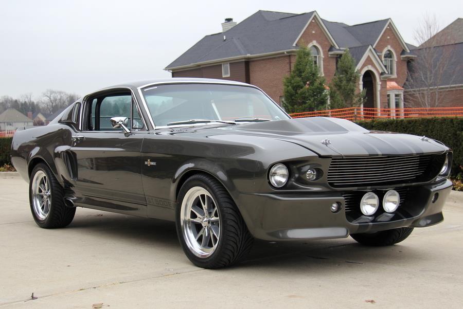 1967 Shelby GT500 Eleanor na prodej