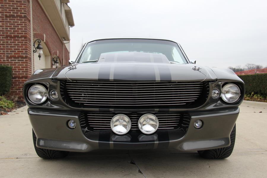 Ford Mustang Shelby Gt500 Eleanor 1967 Na Predaj
