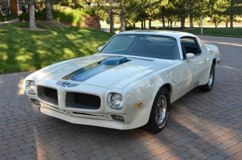 1971 Pontiac Trans Am na prodej
