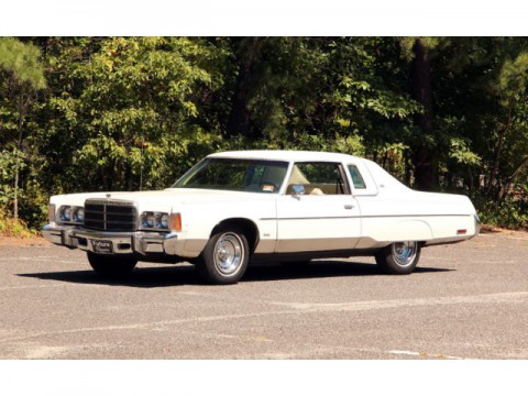 1975 Chrysler New Yorker Brougham Coupe na prodej