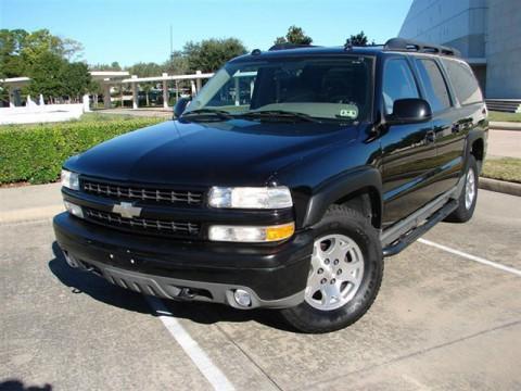 2005 Chevrolet Suburban na prodej