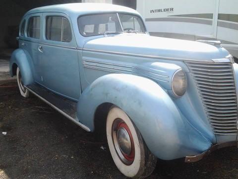 1938 Hupmobile 4 Door Sedan na prodej