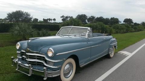 1949 Chrysler New Yorker Convertible na prodej