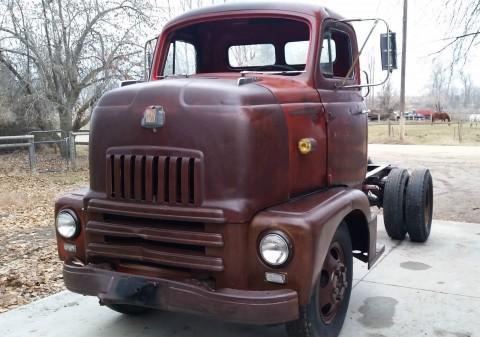 1950 International Harvester COE Deluxe na prodej