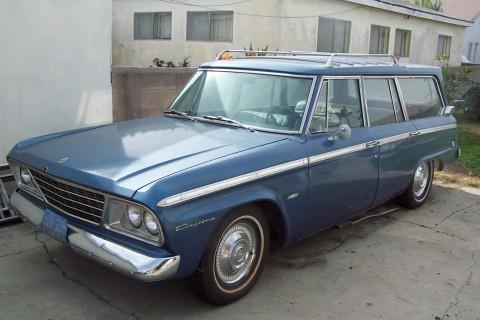 1964 Studebaker Wagonaire na prodej