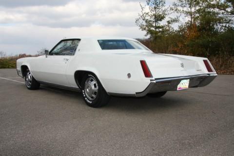 1968 Cadillac Eldorado na prodej