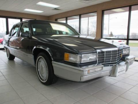 1991 Cadillac Fleetwood na prodej