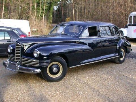 1946 Packard Super Custom Clipper na prodej