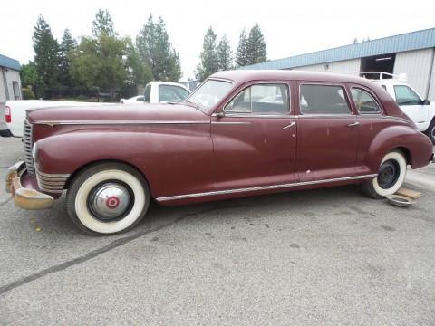 1947 Packard Limousine na prodej