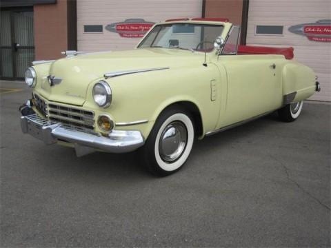 1947 Studebaker Commander Regal Deluxe na prodej