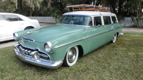 1955 DeSoto Firedome Wagon na prodej