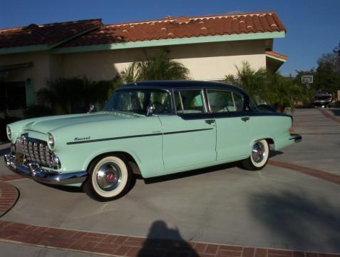 1955 Hudson Hornet na prodej