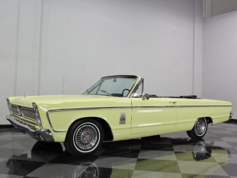 1966 Plymouth Fury III Convertible na prodej