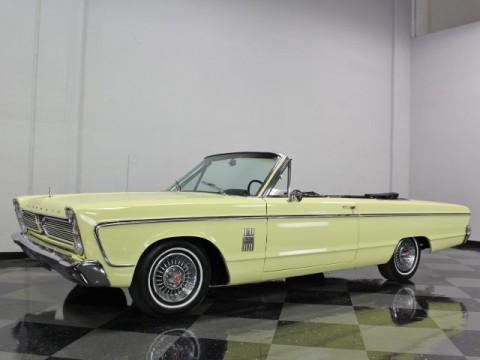1966 Plymouth Fury III Convertible na prodej