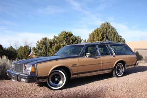 1984 Buick Electra Estate Wagon na prodej