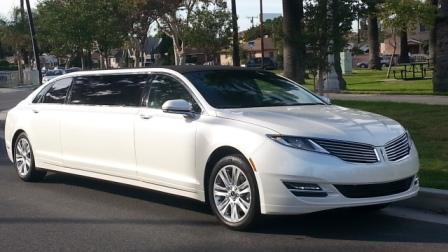 2014 Lincoln MKZ Limousine na prodej