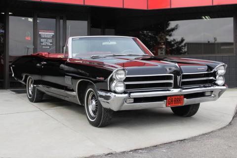 1965 Pontiac Catalina Convertible na prodej