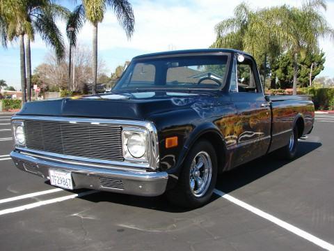 1972 Chevrolet C-10 na prodej