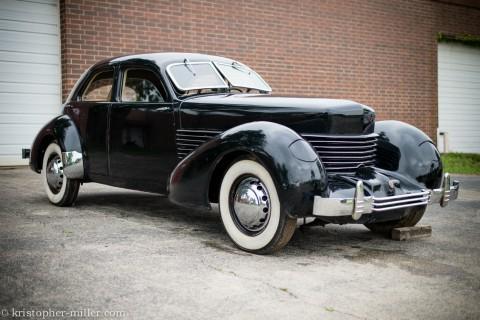 1936 Cord 810 Westchester na prodej