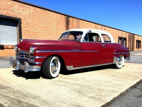 1949 Chrysler New Yorker na prodej