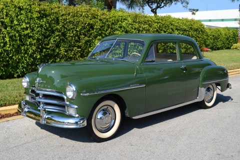 1950 Plymouth DeLuxe na prodej