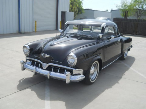 1952 Studebaker Champion Starlight na prodej