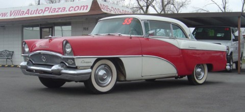 1955 Packard Clipper na prodej