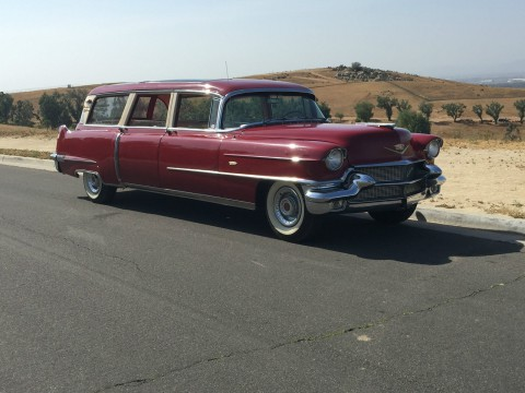 1956 Cadillac Broadmotor Station Wagon na prodej