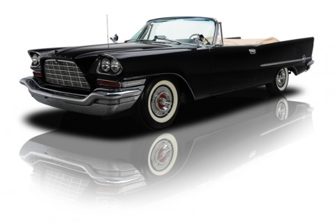 1957 Chrysler 300C Convertible na prodej
