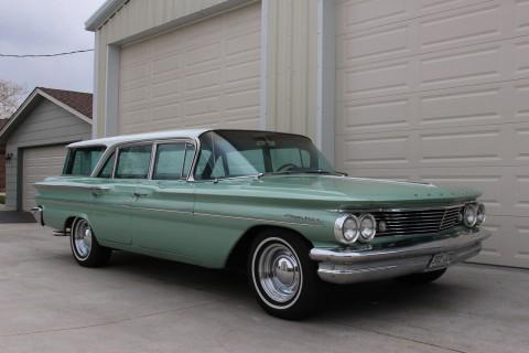 1960 Pontiac Catalina Safari Wagon na prodej
