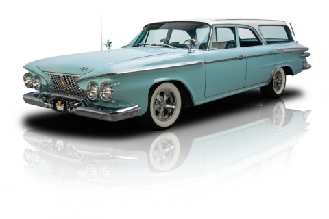 1961 Plymouth Suburban Sport Wagon na prodej