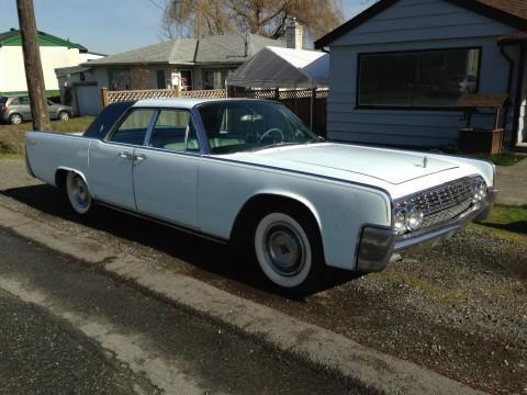 1962 Lincoln Continental na prodej
