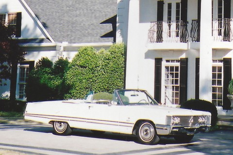 1968 Imperial Crown Convertible na prodej