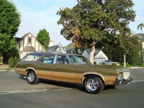 1972 Oldsmobile Vista Cruiser na prodej