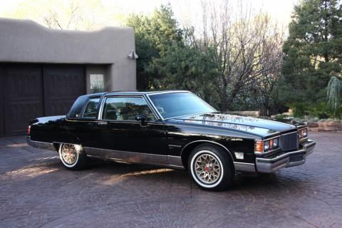 1981 Pontiac Bonneville na prodej