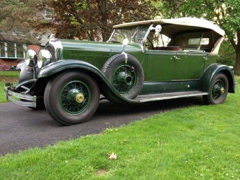 1928 Chrysler Imperial DC Phaeton LeBaron na prodej