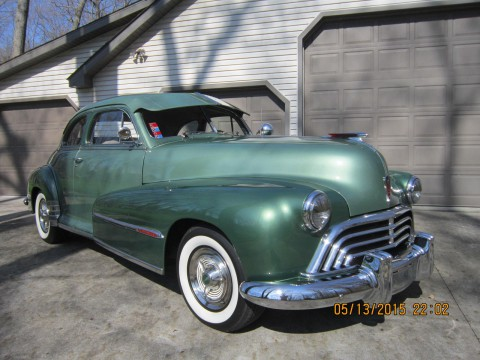 1947 Oldsmobile Coupe na prodej