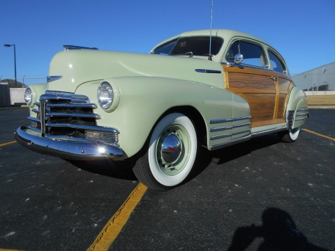 1948 Chevrolet Fleetline na prodej